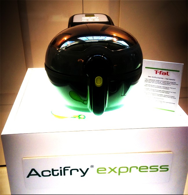 ActiFry Express close up