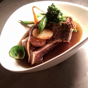 Beef Cheek Sinigang