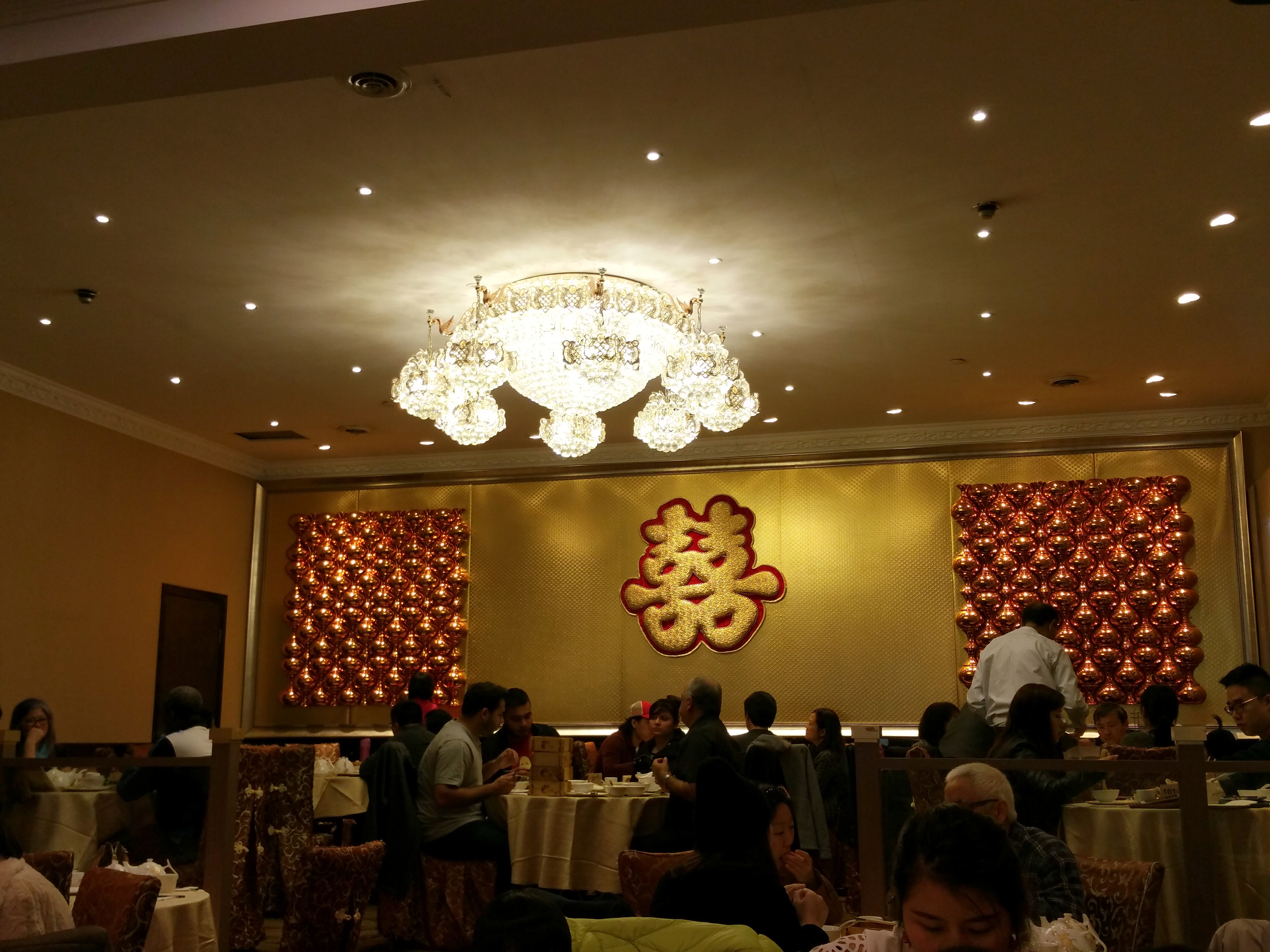 Review Dragon Boat Fusion has quality dim sum Mary s Happy Belly