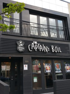 Captain's Boil Bayview Ave.