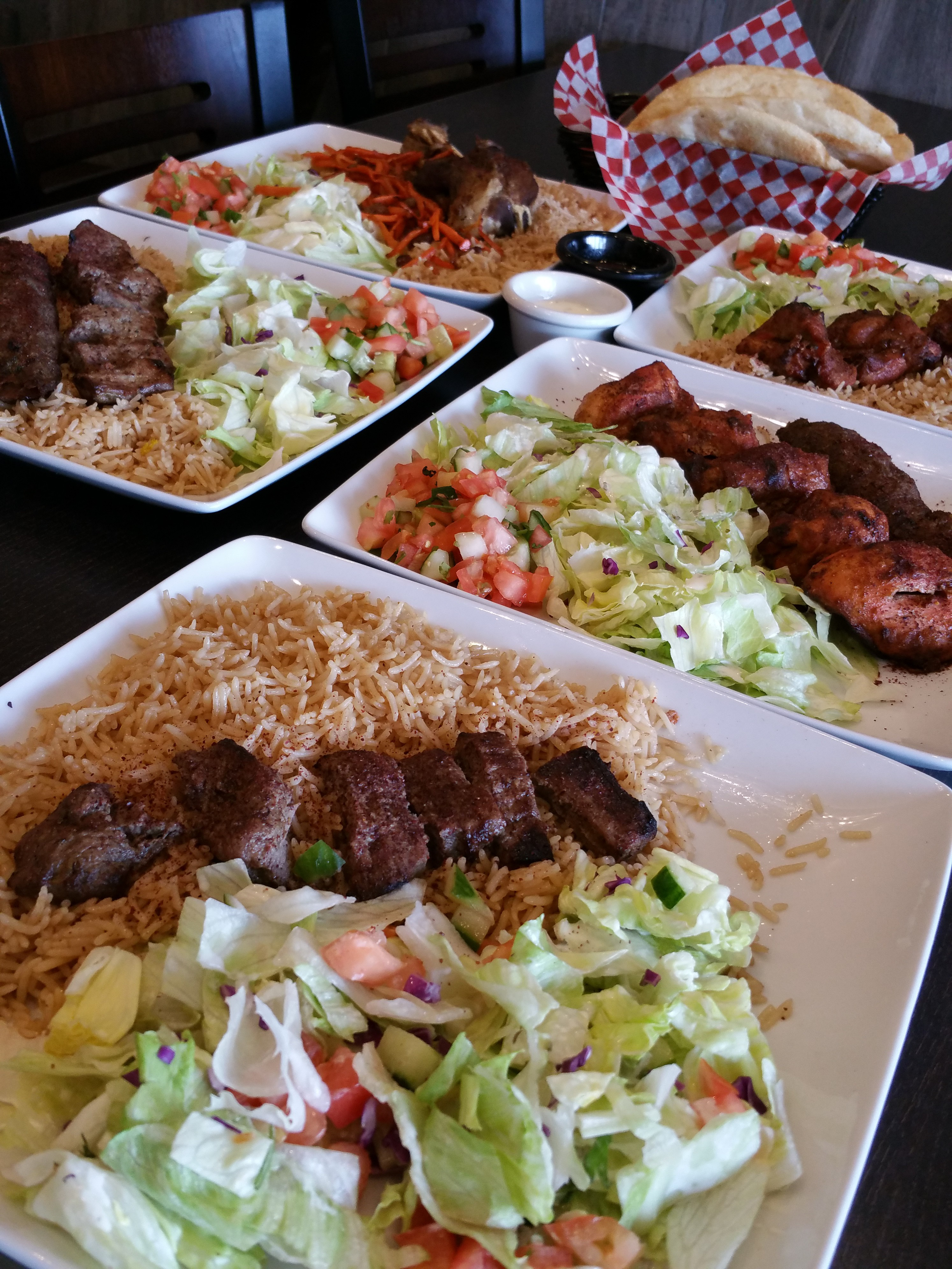 Restaurant opening chapli kabob in mississauga mary 39 s for Afghan kabob cuisine