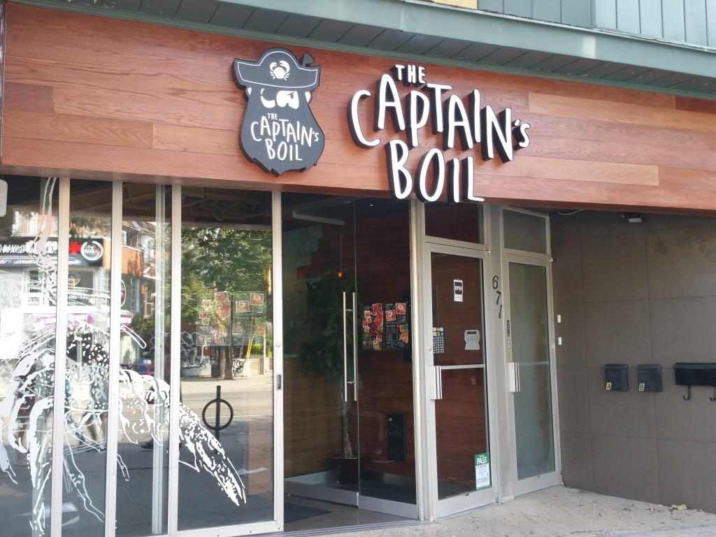 Captain's Boil Little Italy