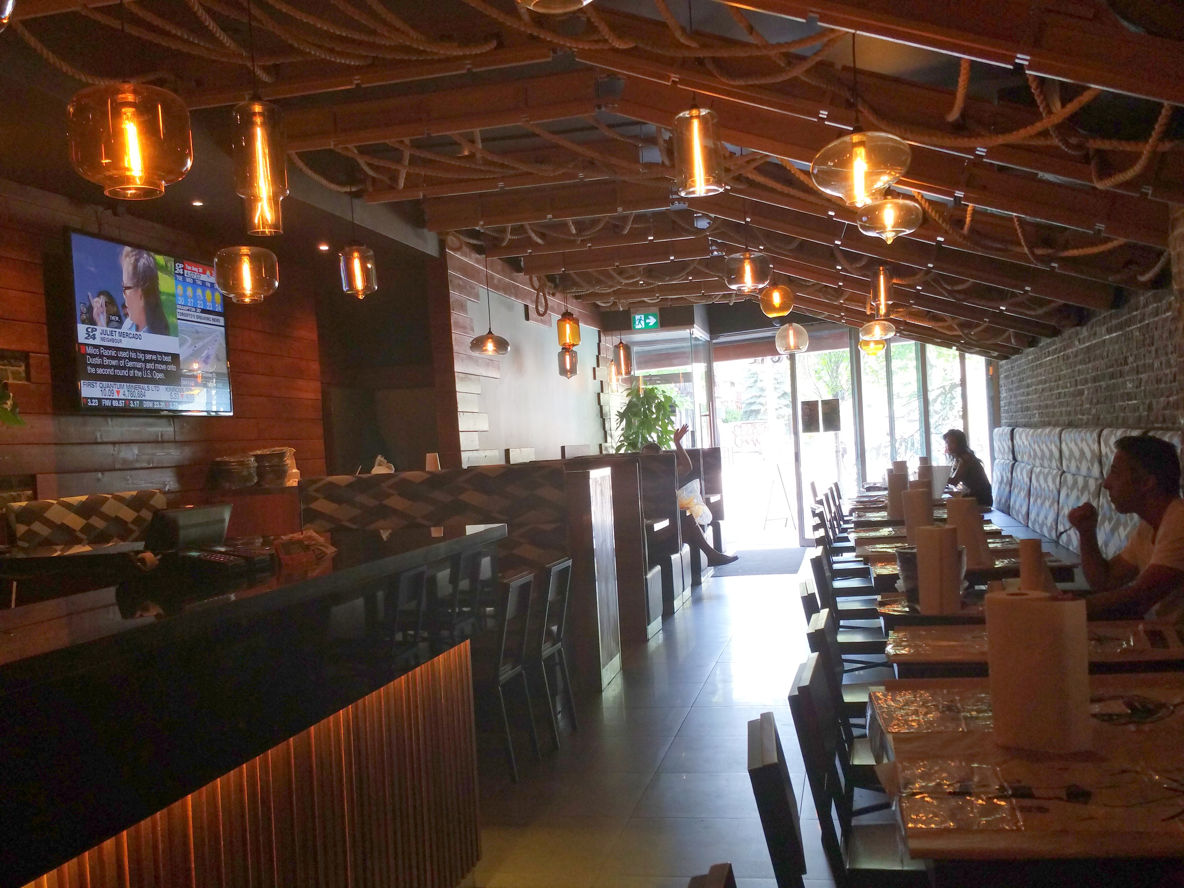 Grand Bayview Seafood Restaurant Review