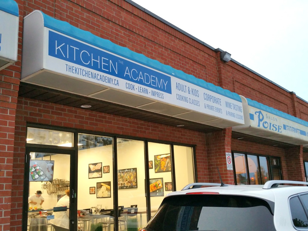 The Kitchen Academy