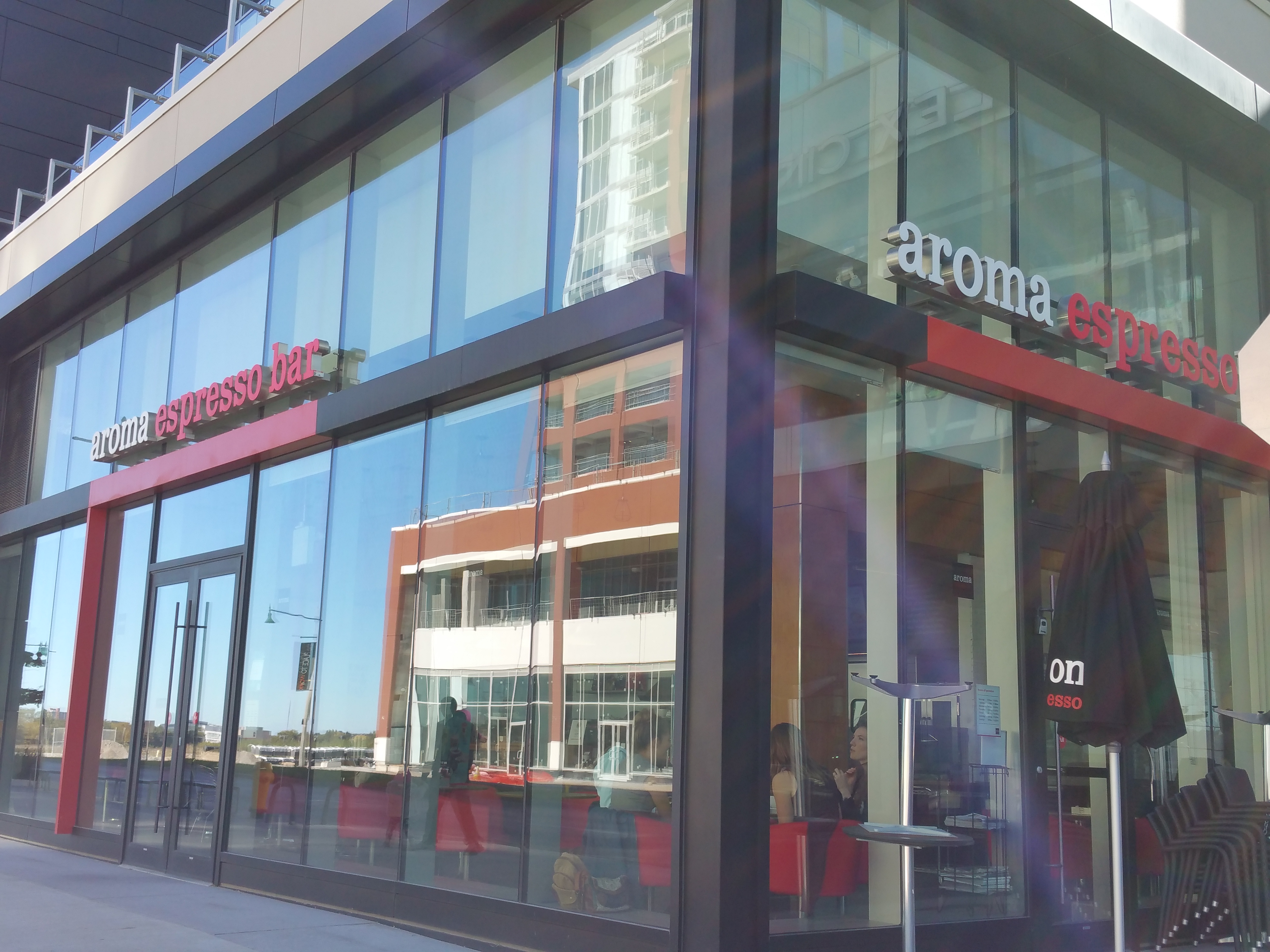 Review aroma espresso bar downtown markham a family
