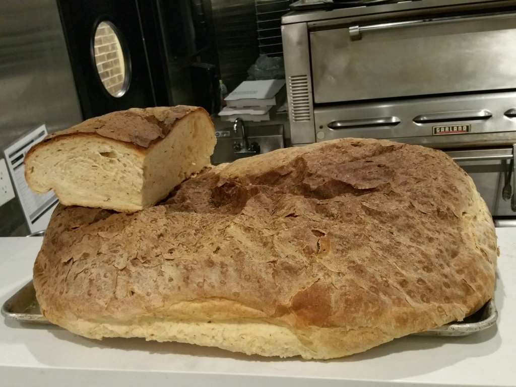 Bread made by Stoney's Bread Company