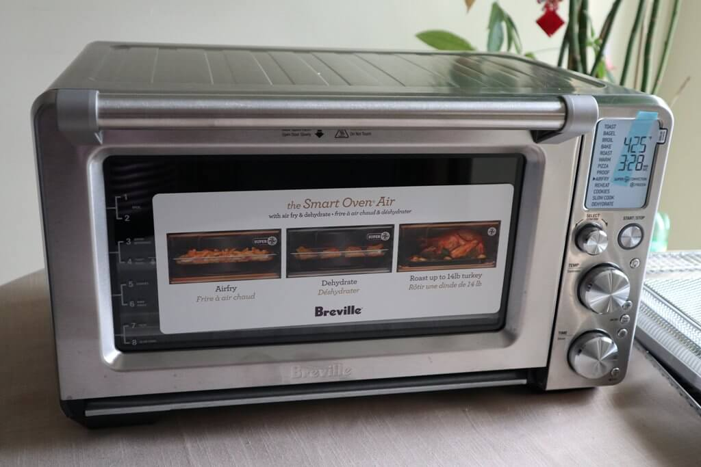 Review Of The Breville Smart Oven Air Mary S Happy Belly