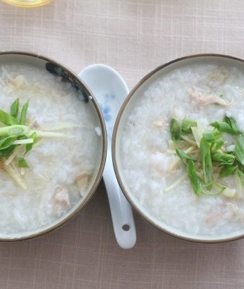 nstant Pot Chicken Congee